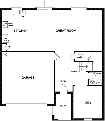 Plan 2566 First Floor